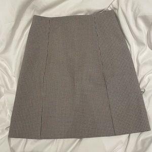 Aritzia Modern Mini Skirt